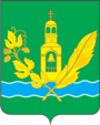 90px-Coat of Arms of Kurovskoye