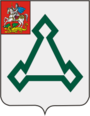 90px-Coat of Arms of Volokolamsk Moscow oblast