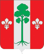 Coat of Arms of Barvichinskoe municipal division